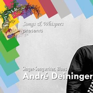 Songs&ampWhispers presents Andr Deininger  Bremen