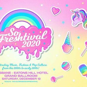 So Freshtival Brisbane 2020