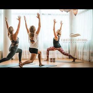 Yoga fr nybrjare - Hagabadet lvstranden