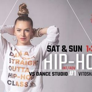 HIP-HOP    Goldy  VS DANCE STUDIO 1