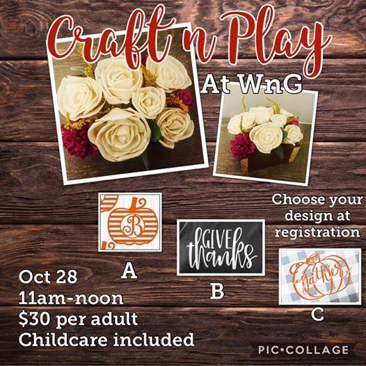 Craft n Play (AM)