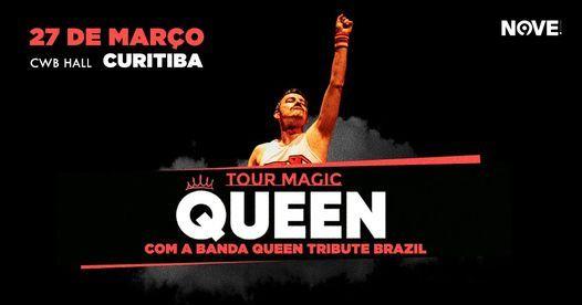 Magic QUEEN in Concert - 270321 - CuritibaPR