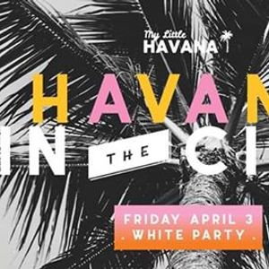Havana In the City Party Live band Shows Salsa