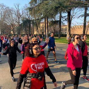 FitnessWalk Parma al Parco Ducale