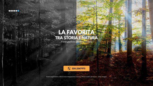 La Favorita tra storia e natura, 21 November   Event in Palermo   AllEvents.in