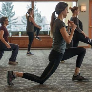 Movement & Motivation with Evolve Retreat Co. - Spring 2021