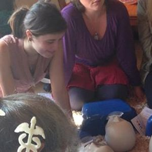 Folsom A RED CROSS Adult-Pediatric CPR-AED and First Aid Class