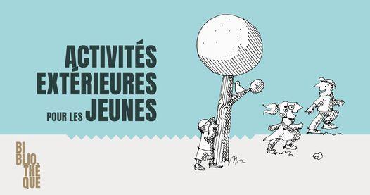 Activités extérieures pour les jeunes, 15 May | Event in Gatineau | AllEvents.in