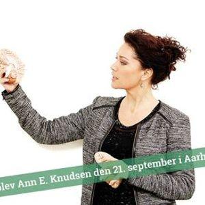 Underholdende foredrag med Ann E. Knudsen - Aarhus