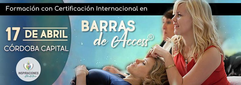 Clase de Barras de Access Connsciousness, 17 April | Event in Cosquín | AllEvents.in