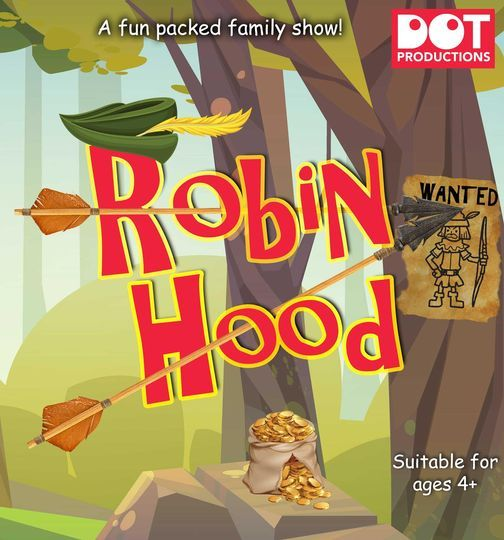 ROBIN HOOD, 21 August | Event in Peterborough | AllEvents.in