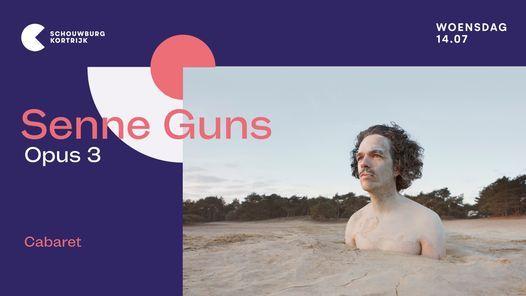 Comedy-avond met Senne Guns & Nele Van den Broeck, 14 July   Event in Kortrijk   AllEvents.in