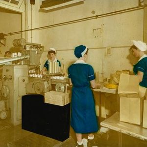 Research Reveals Qlds ice cream history & the Peters factory