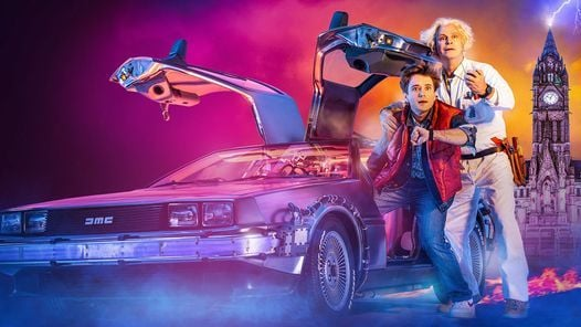 Back to the Future: The Musical, 14 May | Event in London | AllEvents.in
