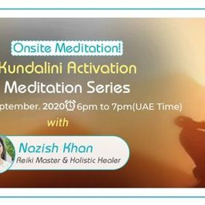 Kundalini Activation Meditation Series
