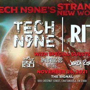Tech N9ne at The Signal w RITTZ & more