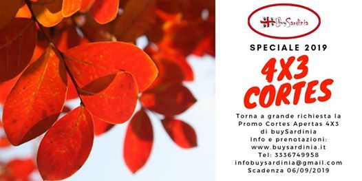 Calendario Cortes Apertas 2019.Cortes Events In Cagliari Today And Upcoming Cortes Events