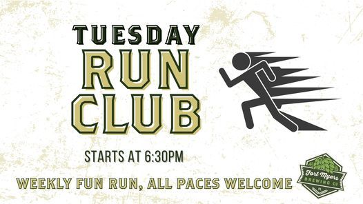 FMBrew Weekly Run Club, 13 April | Event in Fort Myers | AllEvents.in