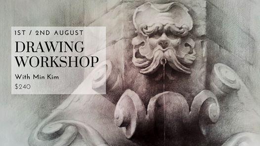 Drawing Workshop with Min Kim