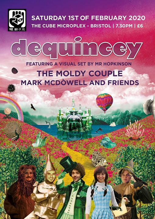 Dequincey and mr_hopkinson The Moldy Couple Mark McDowell