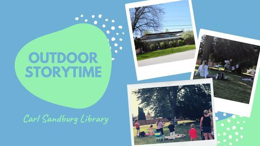 Outdoor Storytime @ Carl Sandburg Library   Event in Livonia   AllEvents.in