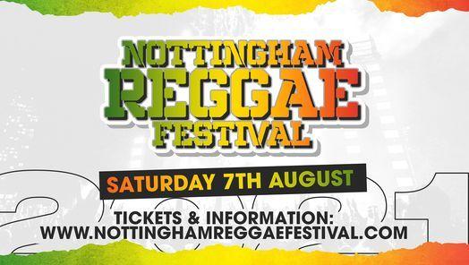 Nottingham Reggae Festival 2021, 7 August | Online Event | AllEvents.in