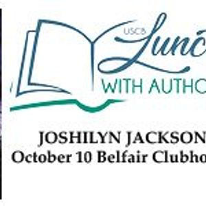 Lunch with Author Joshilyn Jackson October 10 2019