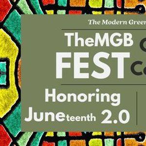 TheMGB Culture & Community Fest Honoring Juneteenth