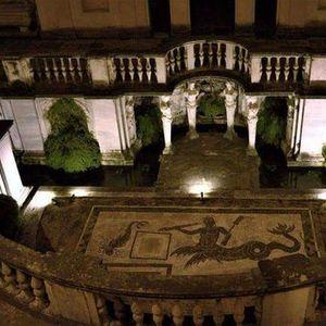 Museo Nazionale Etrusco in notturna