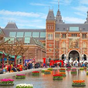 The Best Virtual Tours of Amsterdam - Live