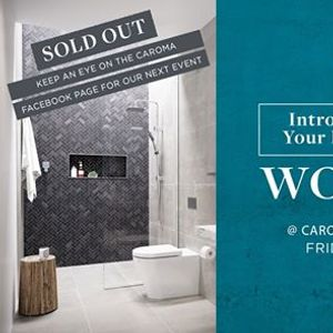 Introduction to Designing Your Bathroom Workshop - SOLD OUT