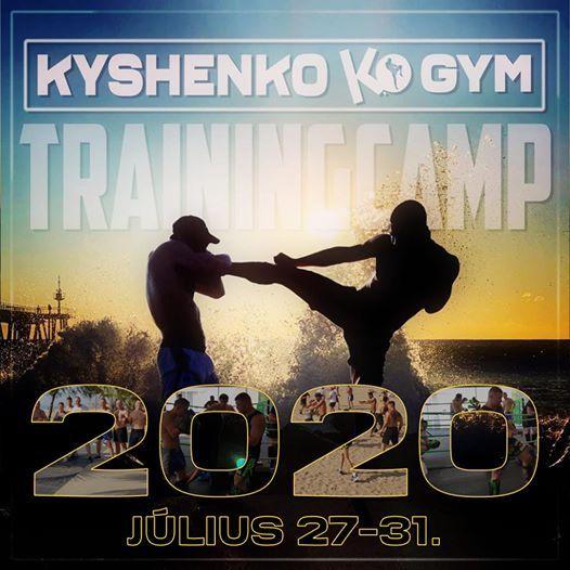Kyshenko Training Camp 2020