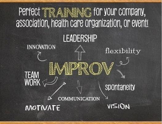 Improv Team Building Workshop