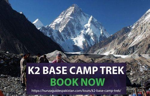 K2 Base Base Camp Trek, 20 June | Event in Abbottabad | AllEvents.in