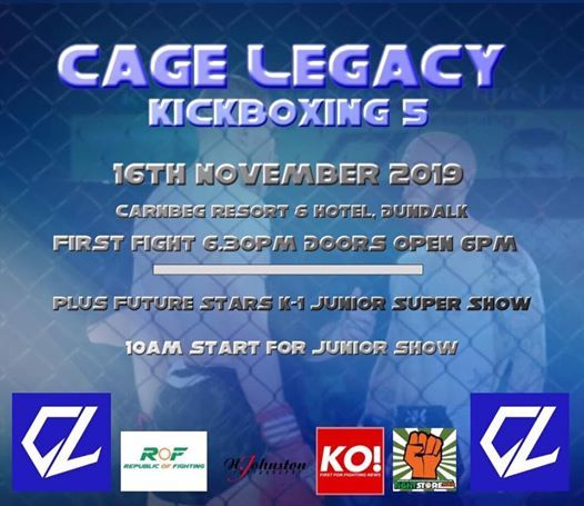 Cage Legacy KB 5