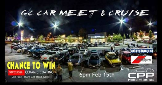 Gold Coast Car Meet & Cruise  Over 1000 of Prizes TAG & SHARE