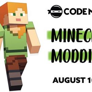 Minecraft Modding Summer Camp