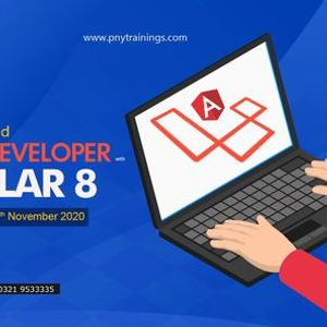 Become a Certified Laravel Developer with Angular 8 (Arfa Tower)