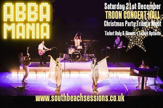 ABBA MANIA Christmas Party Night