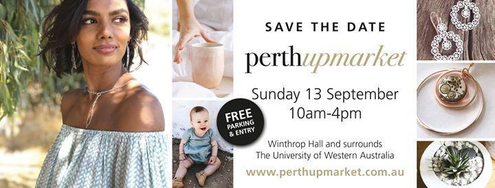 Perth Upmarket- Perths Best Design Market