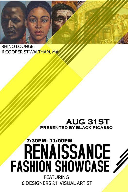 High Renaissance Fashion show at Rhino Lounge/Restaurant