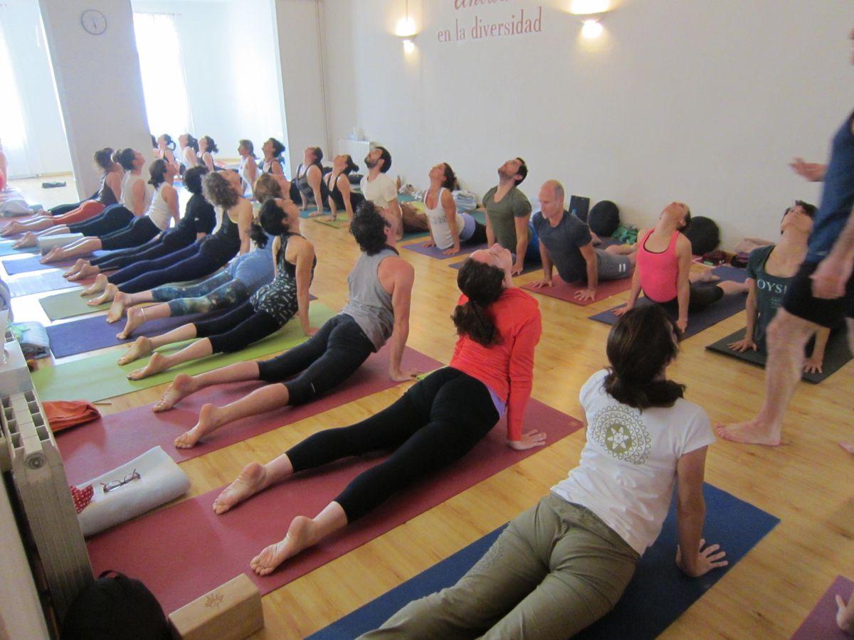 PRUEBA TRES CLASES DE YOGA | Event in Barcelona | AllEvents.in