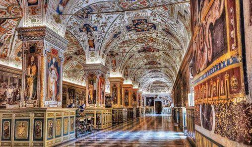 Cappella Sistina e Musei Vaticani - Senza fila