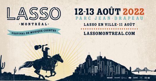 Festival Country Calendrier 2022 LASSO 2022, August 13 2021 | Online Event | AllEvents.in