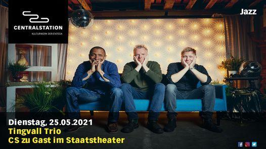 Tingvall Trio - CS zu Gast im Staatstheater // Darmstadt, 25 May | Event in Darmstadt | AllEvents.in