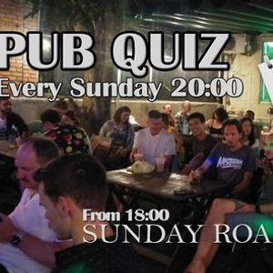 Sunday Pub Quiz