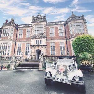 The Crewe Hall Luxury Wedding Show