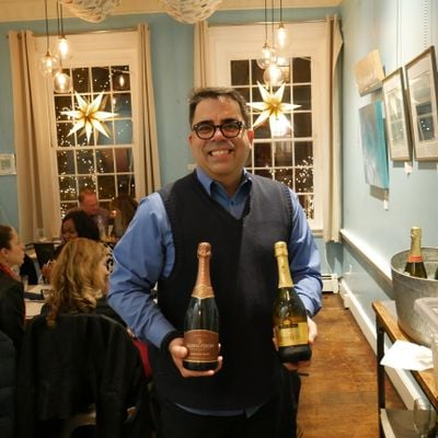 Wine Class with Jose Vegetarian and Vegan Wines August 19   7pm