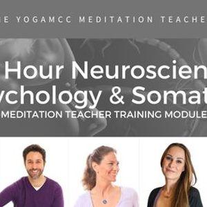 50 Hr Neuroscience Psychology & Somatics MTT [Hybrid]