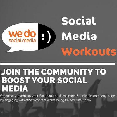 LinkedIn Social Media Workout - FREE 2 Week Trial